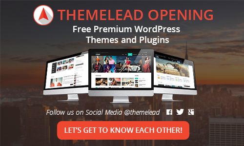 ThemeLead - Free Premium Wordpress Themes and Plugins